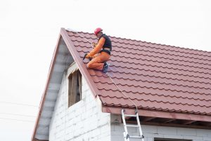 Local roofing company